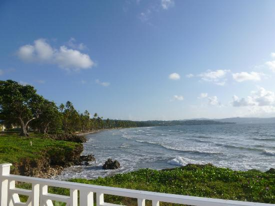 Magdalena Grand Beach & Golf Resort: View from Pool Deck