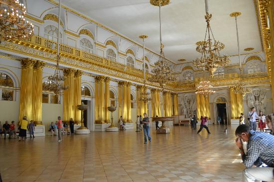 DenRus : State Emblem Hall-The Hermitage