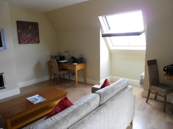 PREMIER SUITES PLUS Dublin Leeson Street: Living room III