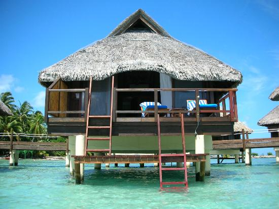 Bora Pearl Beach Resort Spa Bungalow Overwater