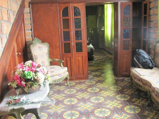 Hosteria de la Plaza Menor: View inside a suite