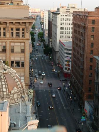 The Los Angeles Athletic Club Hotel: Rooftop view