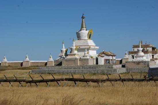 Erdene Zuu Monastery: Bhuddist Shrine 