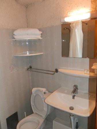 Beau Site : salle de bain