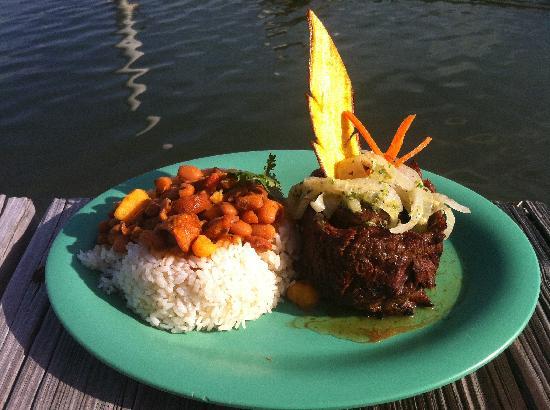 El Varadero Seaside Grill: Churrasco