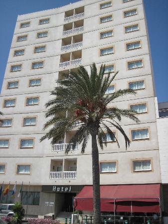 JM Puerto del Rosario: L'hôtel