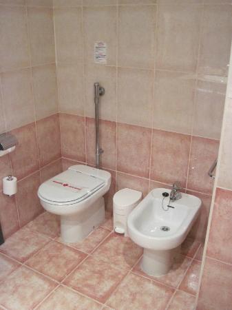 JM Puerto del Rosario: Salle de bain