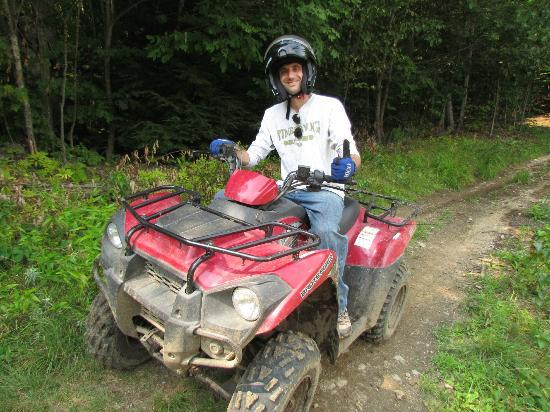 DirtVentures ATV: Quick photo-op stop