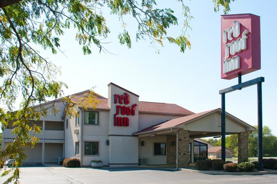 Taylorsville, IN: Redroof Inn