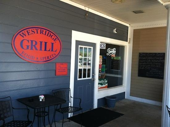 Westridge Grill: Wonderful hand patties Burgers