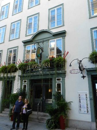 Hotel Le Priori: Le Priori