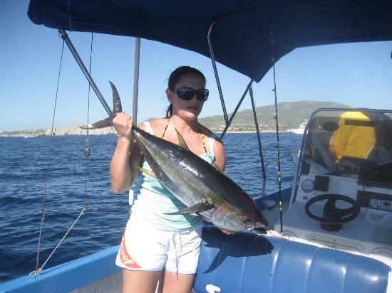 Hotel Coral & Marina: Got Tuna