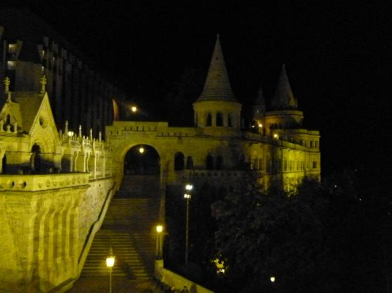 Burg Hotel: Fisherman's Bastion