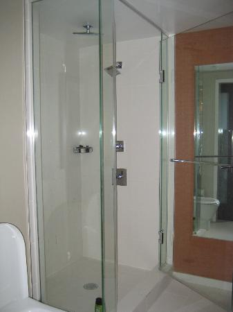 Hard Rock Hotel San Diego: Shower