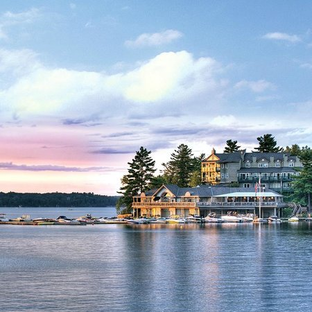 Taboo Muskoka Resort: From Across the Lake