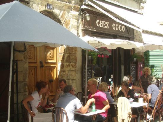 Pizzeria Coco : Street view