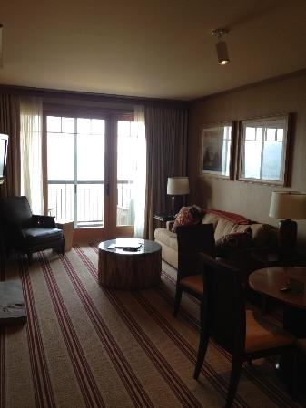 Suncadia Resort: Front Room