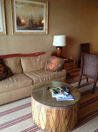 Suncadia Resort : Front Room