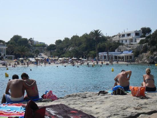 Aparthotel Club Andria: Cala Santa Andria
