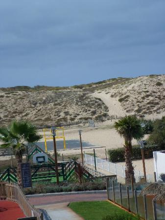 كلوب بيلامبرا ليه توكيت: Les dunes , vues du Belambra