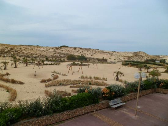 كلوب بيلامبرا ليه توكيت: La dune