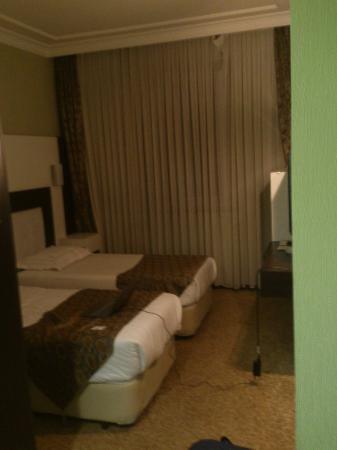 Saffron Ankara: Room for 2 :)