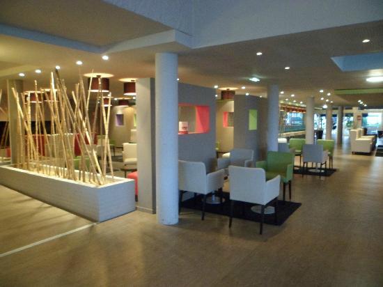 Belambra Clubs Les Tuquets: Espace détente et réception