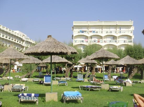 Apollo Beach Hotel: apollo beach grecia rodi