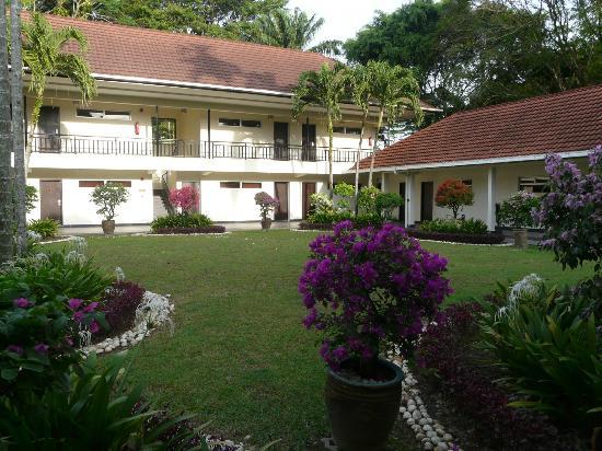 Sabah Hotel: Borneo Wing