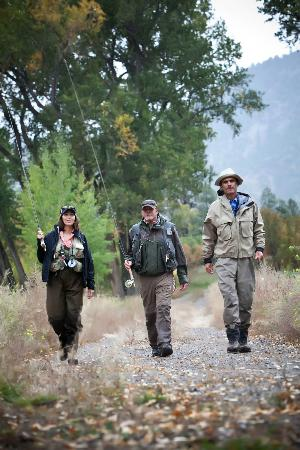 Telluride Flyfishers and Rafting Expeditions: Guides