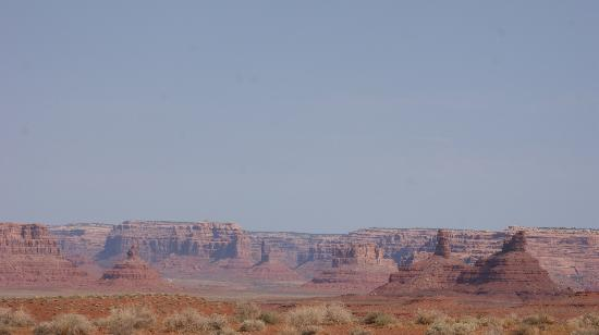 Valley of the Gods: vistas