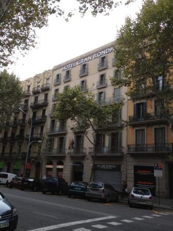 Bcn Urban Hotels Gran Ronda Tripadvisor
