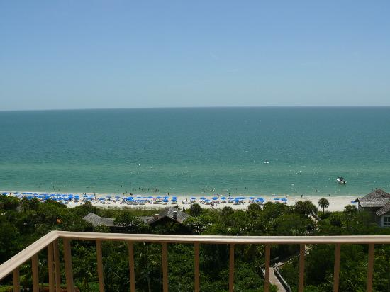 The Ritz-Carlton, Naples: View from the room