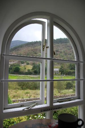 Salem Chapel Bed & Breakfast: window view