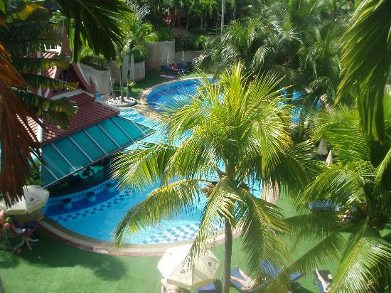 Krabi Thai Village Resort: View from room