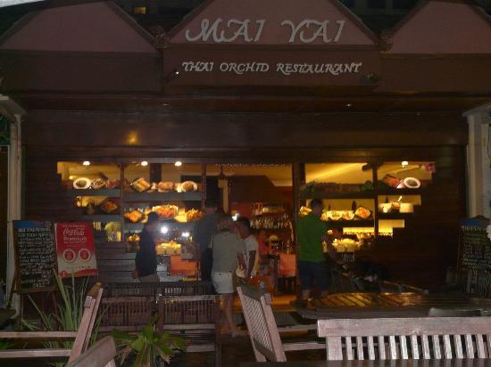 Mai Yai Thai Orchid: Restaurant