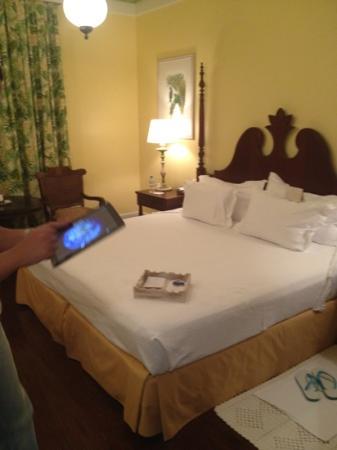 Belmond Hotel das Cataratas: quarto luxo