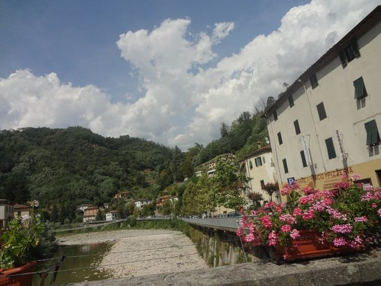 Dirty and disgusting spa - Review of Terme Bagni di Lucca, Bagni di ...