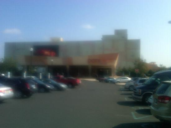 Parx East View From Parking Lot Picture Of Parx Casino Bensalem Tripadvisor