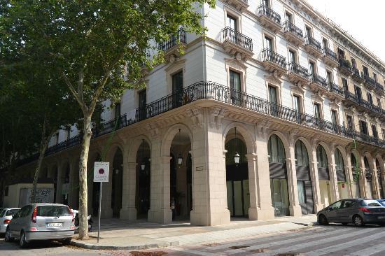 K+K Hotel Picasso: vista exterior