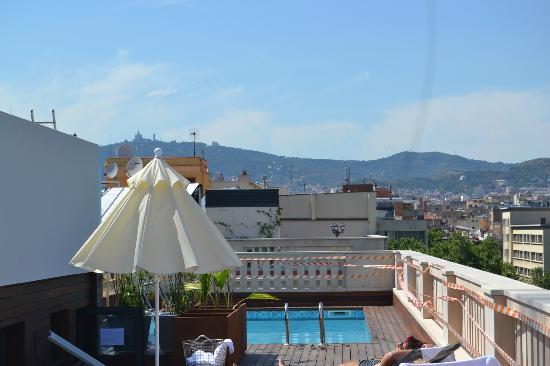 K+K Hotel Picasso : piscina