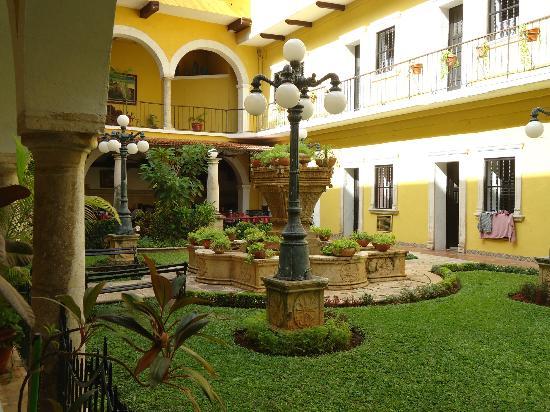 Il giardino del Caribe Hotel