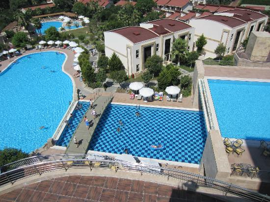 Horus Paradise Luxury Resort: Poolbereich