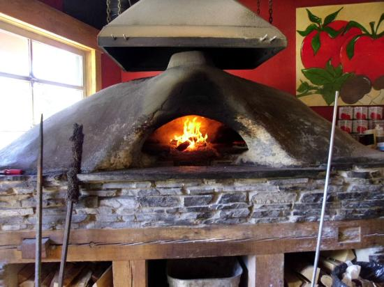 Rocky Mountain Flatbread Company: the brickoven