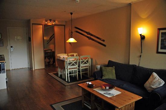 Raulandsfjell: Lounge Area