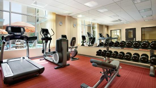 Hyatt Place Riverside Downtown: 24 Hour Fitness Center