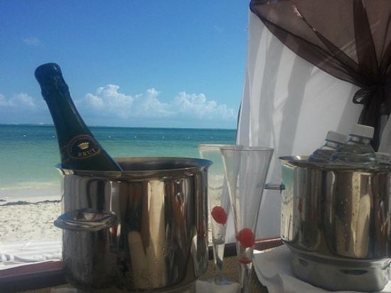 Beloved Playa Mujeres : Rent your own Cabana!
