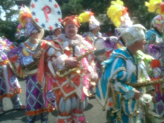 Parx Casino: Mummers/PA Derby