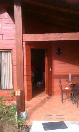 أوتل إل سيلينسيو ديل كامبو: cottage
