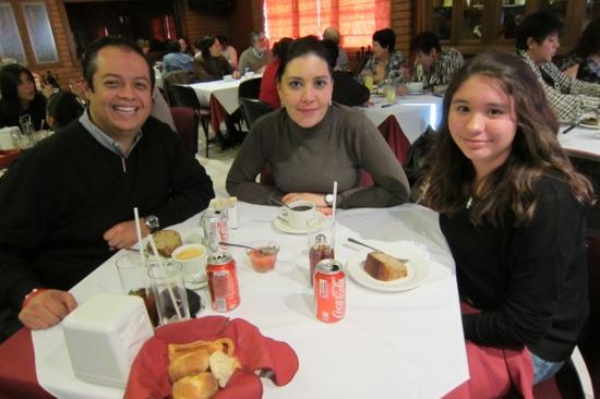 Rincon Gaucho : Tradicion Familiar
